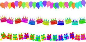 writers' & illustrators' birthdays